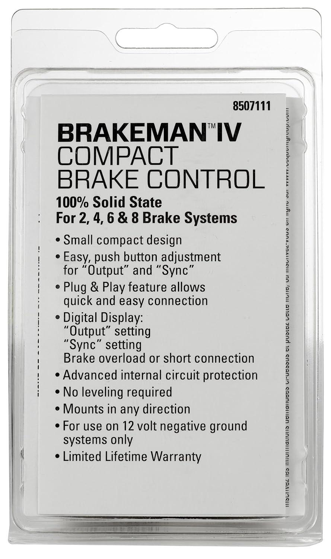 Reese Trailer Brake Control