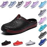 LIGHFOOT Garden Clog Shoes Beach Footwear Water bash Womens Summer Slippers