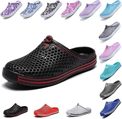 Amazon.com | LIGHFOOT Garden Clog Shoes Beach Footwear Water bash Womens  Summer Slippers | Mules & Clogs