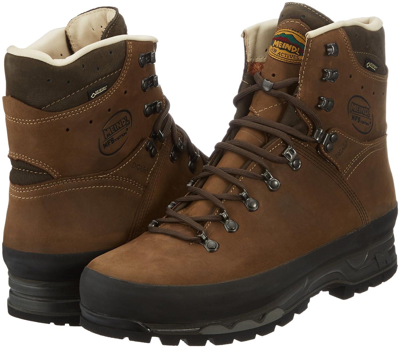 Meindl Island MFS Wide Active Shoes B003P6BGV8 6 F(M) UK Brown