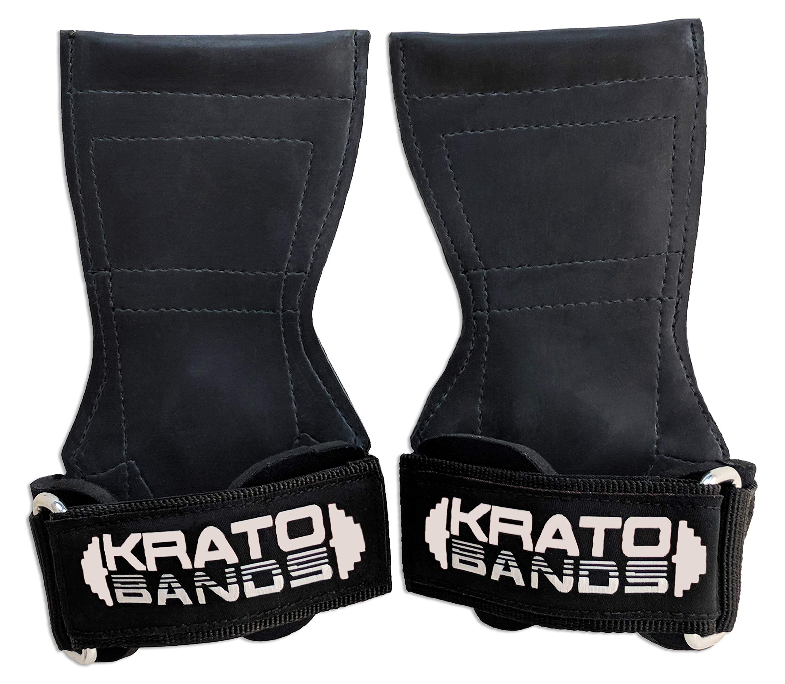 Krato Bands Kevlar PRO. Superior Strength and Comfort Kevlar Design Makes Them The Strongest Lifting Grips Straps Gloves Hooks Available. Versatile Weightlifting.