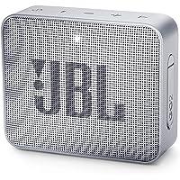 Caixa De Som Original Jbl Go 2 Bluetooth Resistente a água Cinza Harman