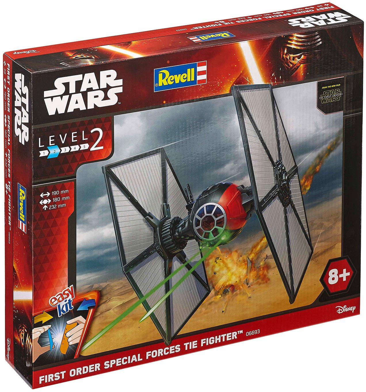 Revell Star Wars easykit amazon