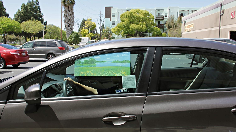 Parasol Universal automotriz parasoles del Parabrisas del autom/óvil Juego de Parasol Lateral del Volante del autom/óvil Visera Solar de Aislamiento
