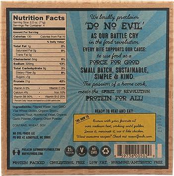 Amazon No Evil The Prepper Chickenesque 10 Oz Grocery