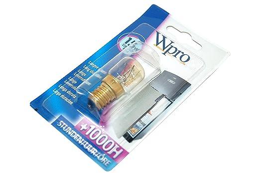 Kühlschrank Lampe 15w : Whirlpool 484000000977 kühlschrankzubehör kühlschrank universal