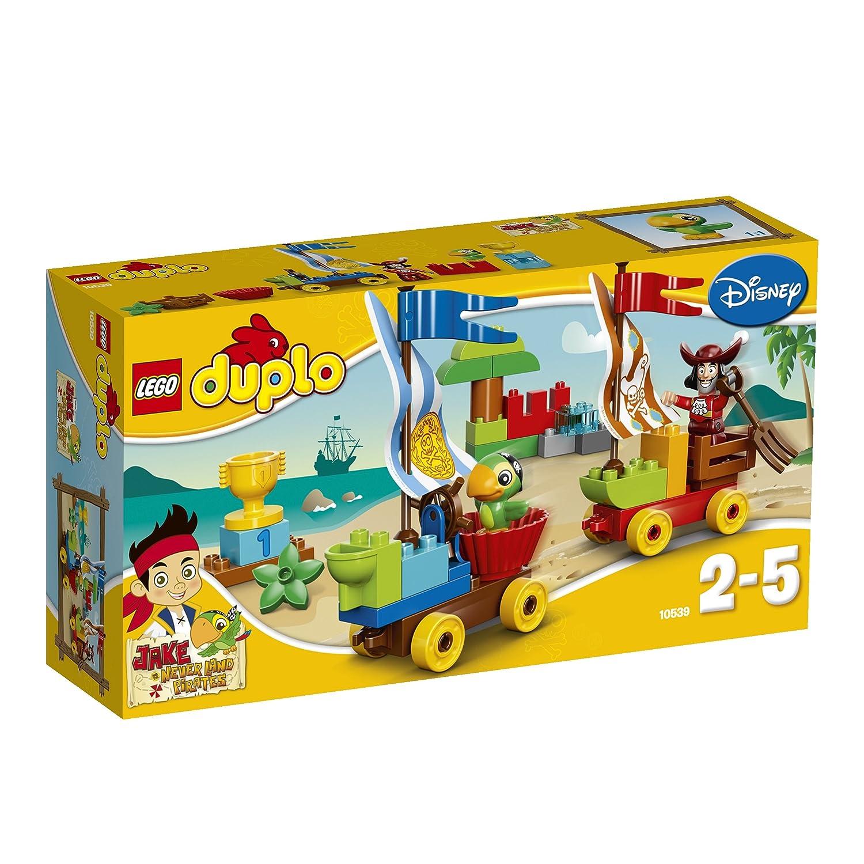 レゴ (LEGO) デュプロ ジェイクとネバーランドのかいぞくたちビーチレース 10539   B00I4IWMAQ