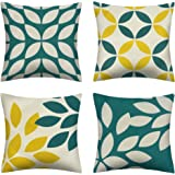 pendali Throw Pillow Covers, Modern Geometry Cushion Pillowcases, Decorative Outdoor Polyester Fabric Pillow Case for…