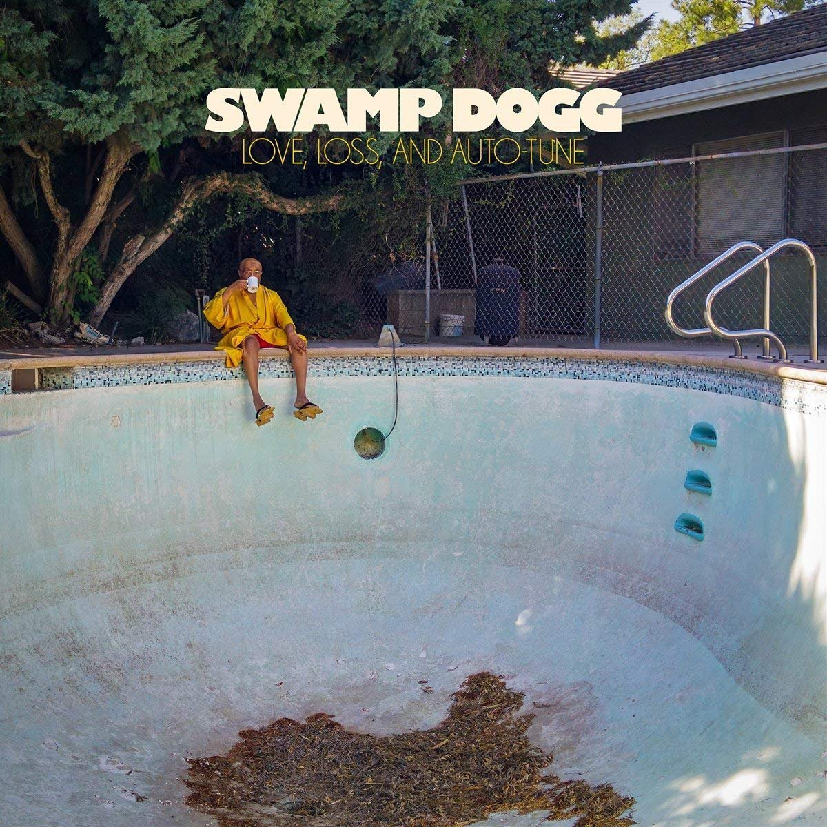 Vinilo : Swamp Dogg - Love Loss & Auto-tune (LP Vinyl)