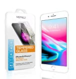 MOFRED® iPhone 7 / iPhone 8 [4.7 inch] Bestseller Tempered Glass Shatterproof Screen Protectors / 3D Touch Compatible / 0.3mm Thickness / 9H Hardness Rating / 2 in Pack