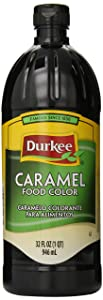 Durkee Food Color, Caramel, 32-Ounce