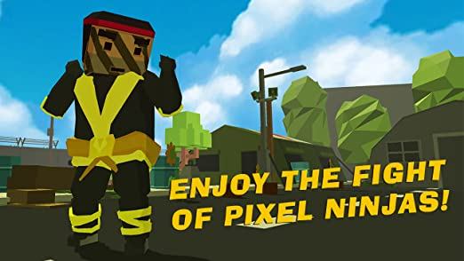 Amazon.com: Ninja Kung Fu Blocky Fighting: Appstore for Android