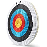 KAINOKAI Traditional Hand-Made Straw Archery Target,Arrow Target for Recurve Bow Longbow or Compound Bow