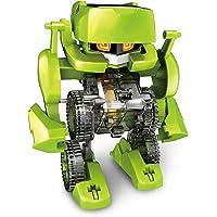 "Elenco Teach Tech ""Meta.4"", Transforming Robot, STEM Solar Toys for Kids 8+"