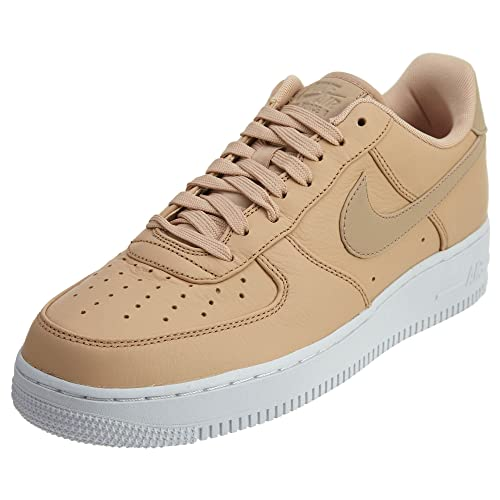 ZAPATILLAS NIKE AIR FORCE 1 PRM BEIGE HOMBRE: Amazon.es: Zapatos y complementos