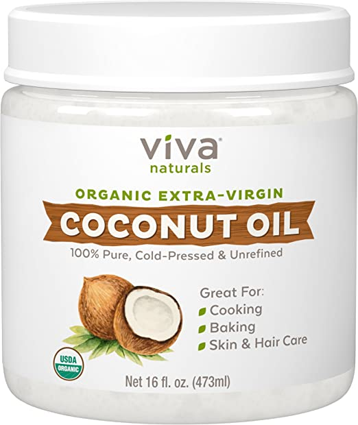 Coconut Oil for Poison Ivy Rash