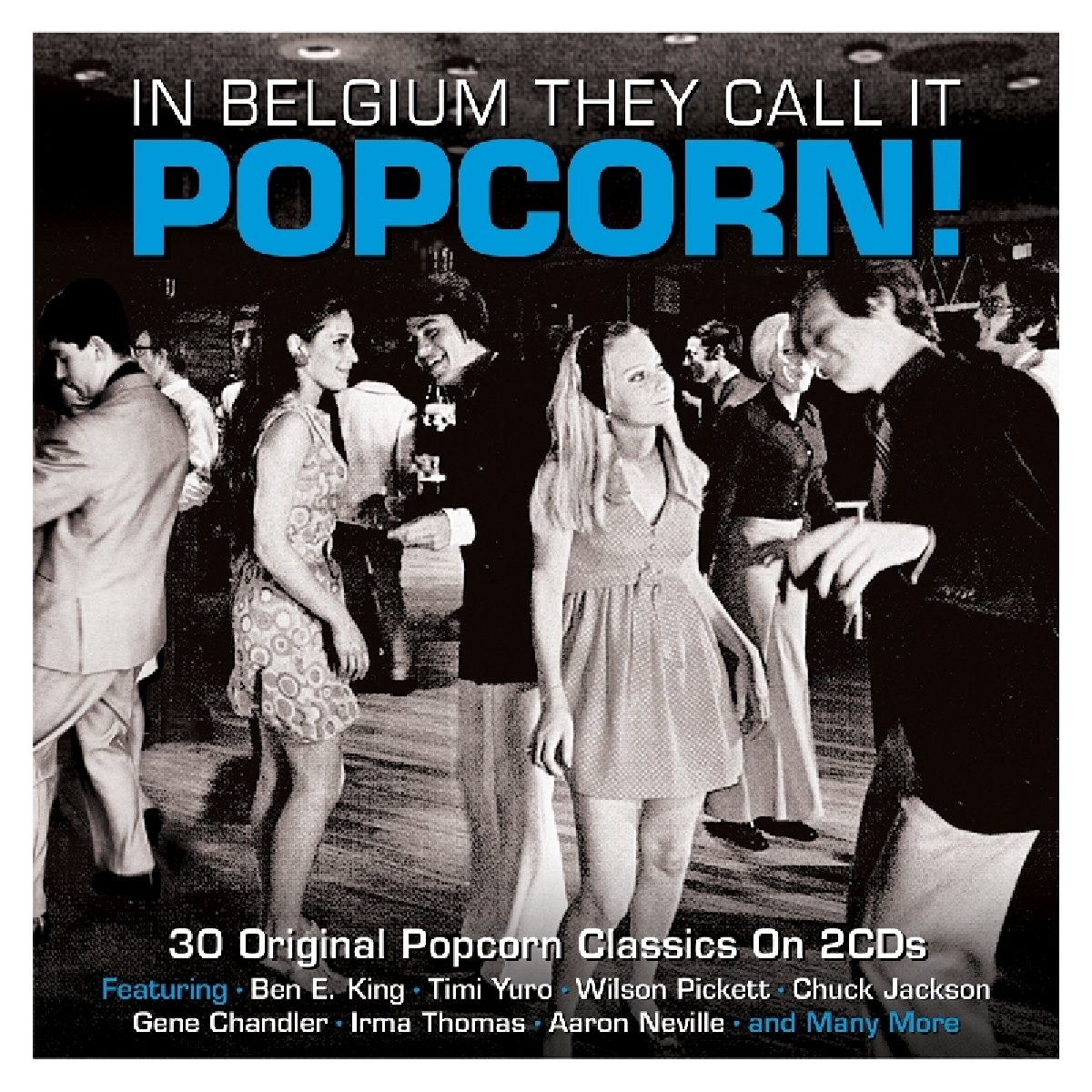 In Belgium They Call It Popcorn / Various (United Kingdom - Import, 2PC)