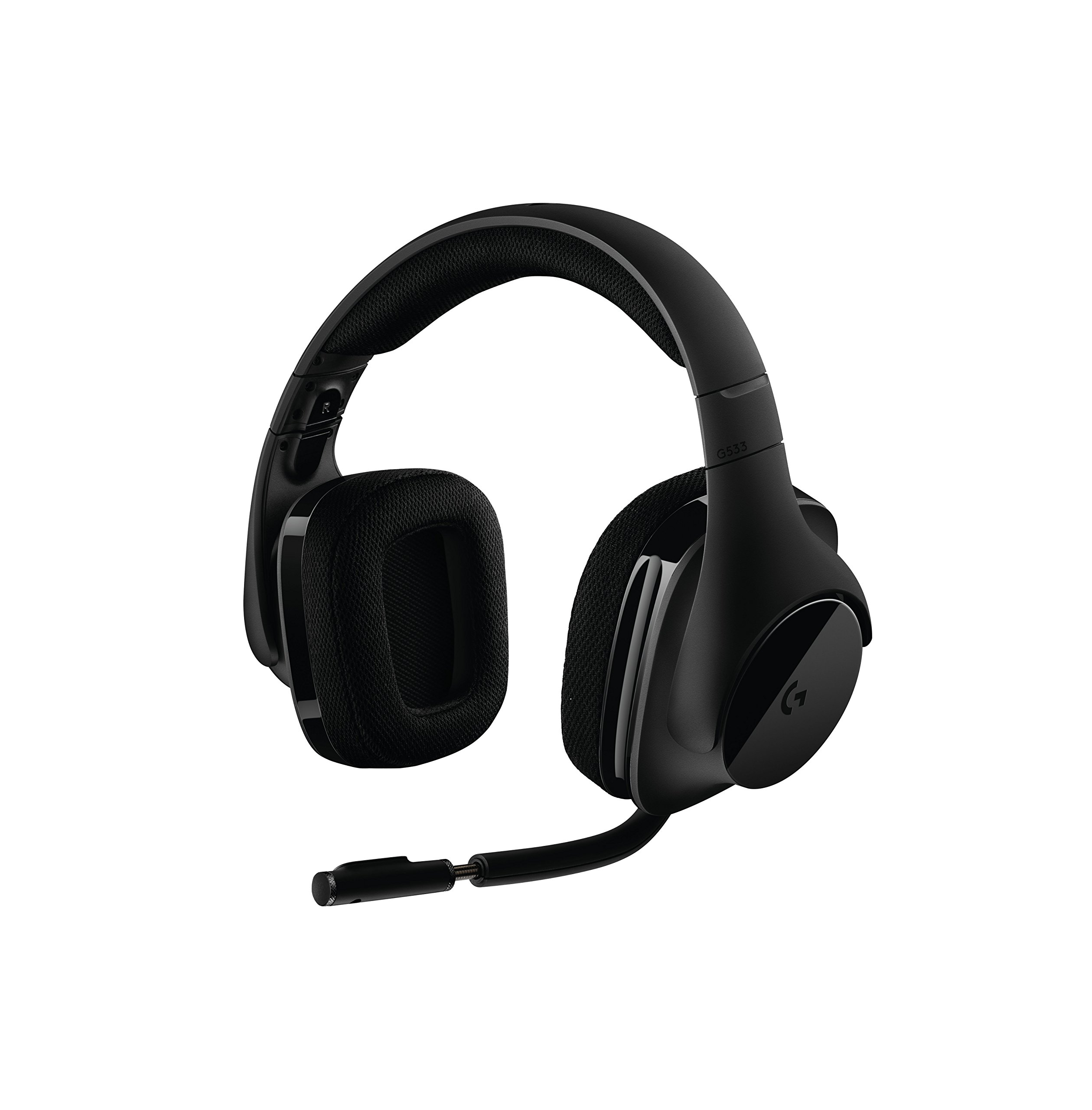 Logitech G533 Wireless Gaming Headset  Dts 7.1 Surround.