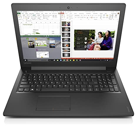 "Lenovo Ideapad 310 - 15.6"" HD Display Laptop with 3x Faster WiFi (Intel Core i5, 8 GB RAM, 1TB HDD, Windows 10) 80SN0004US Laptops at amazon"