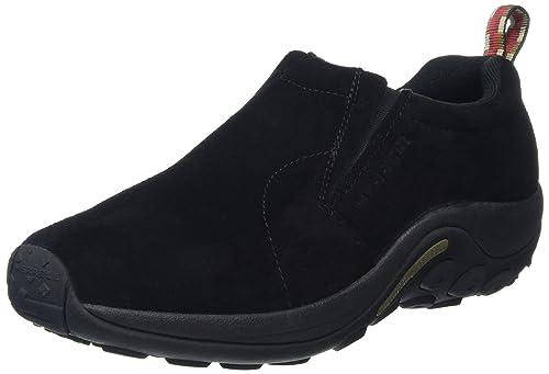 Zapato Moab Adventure Moc Adventure para hombre, Negro, 13 W US