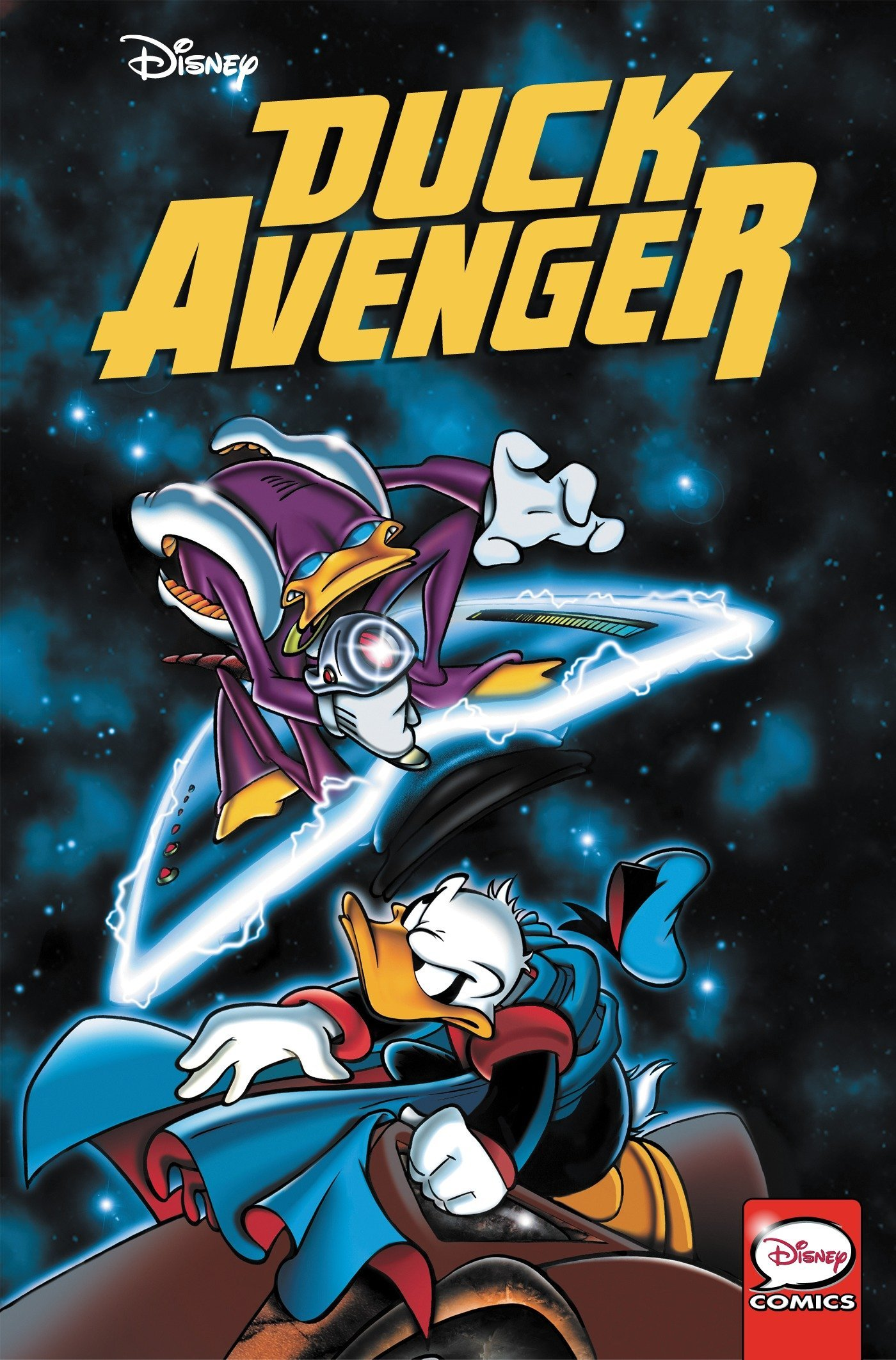 Duck Avenger New Adventures, Book 1 by IDW