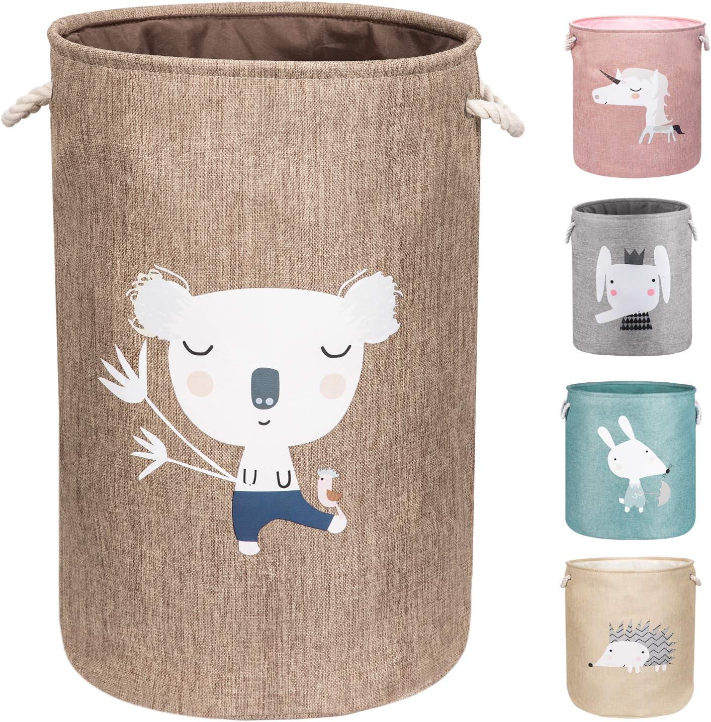 HUIHU Cube Folding Laundry Basket for Kids Toy Storage Basket Sundries Books Lego Dog Toys Organizer Storage Box Clothes Storage Bag-10