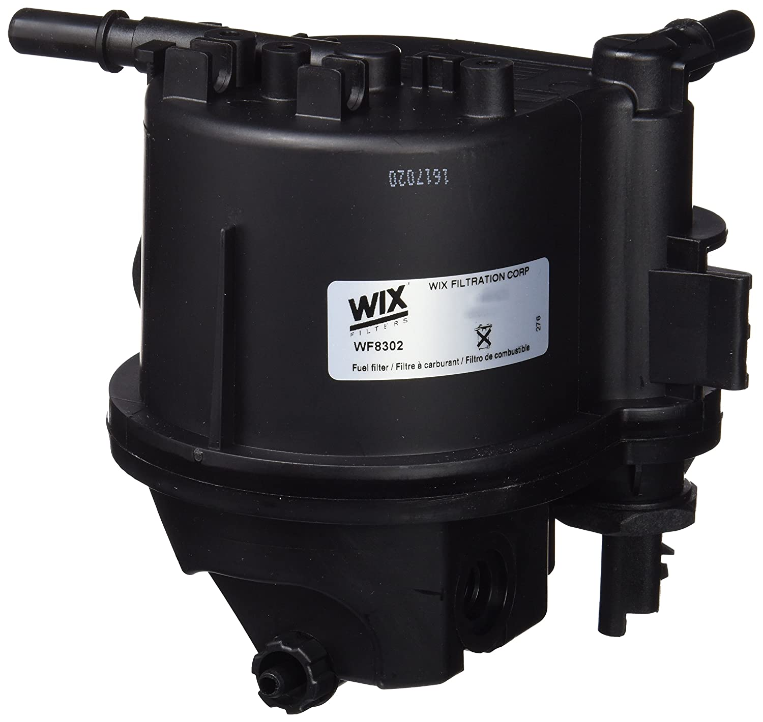 Wix Filter Wf8302 Fuel Car Motorbike 2009 Ford Fusion