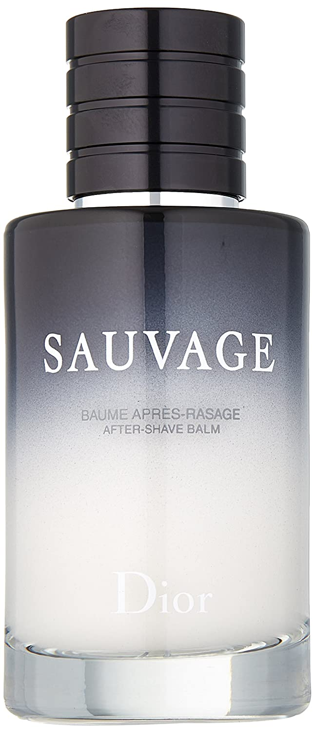 397dae3a Christian Dior Sauvage After Shave Balm for Men, 3.4 Ounce