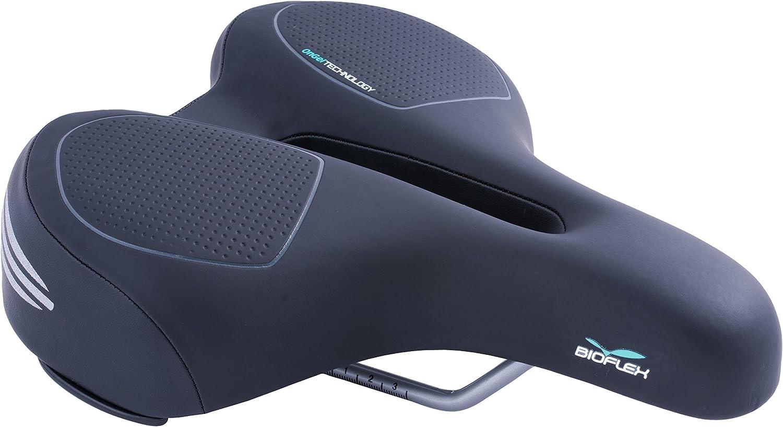 Seat Womens  Bioflex Ozone Gel Bike Saddle Ladies