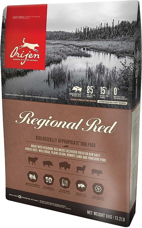 Orijen Regional Red (Carnes Rojas) 13 kg