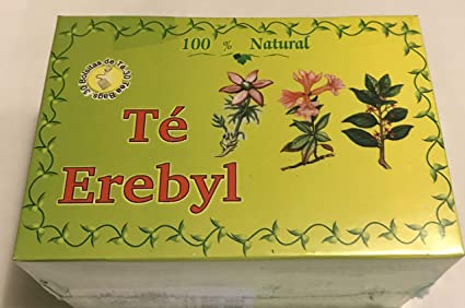 Te Ervioxil Auxiliary in Physical Decay in General, Stress, Fatigue, Nervousness, Insomnia