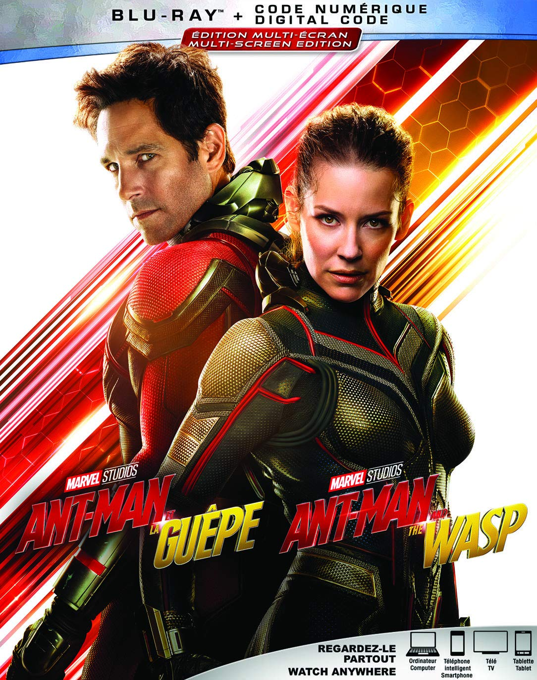 ANT-MAN AND THE WASP [Blu-ray] MARVEL