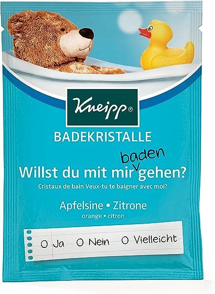 Sales de baño Kneipp Quieres ir a nadar conmigo? 60 g, 12-Pack (12 x 60 g): Amazon.es: Belleza