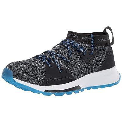 adidas Women's Quesa, Black/Grey/White, 9.5 M US | Road Running