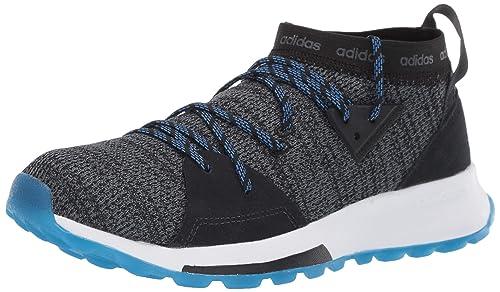 reputable site 35676 bc391 Adidas Quesa - Zapatillas de Running para Mujer, Negro, Gris, Blanco, 7.5