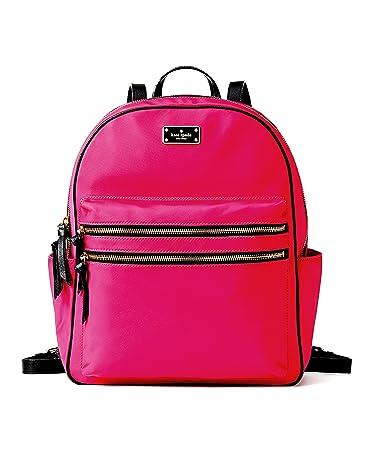ad90c112ab Kate Spade Wilson Road Bradley Radish Pink Backpack
