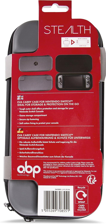 Stealth Eva Carry Case (Nintendo Switch) [Importación Inglesa]: Amazon.es: Videojuegos