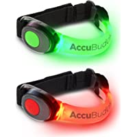 AccuBuddy LED Brazalete – Luz Brillante para Hacer