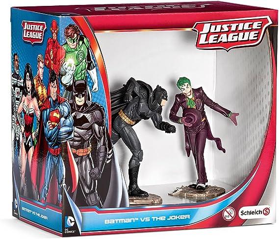 Schleich - Scenery Pack Batman vs The Joker (22510): Amazon.es: Juguetes y juegos