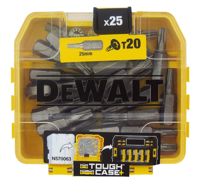 Dewalt DT7961 Pack de 25 puntas T20