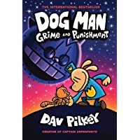 Dog Man: Grime and Punishment: From the Creator of Captain Underpants (Dog Man #9) (9) Book PDF