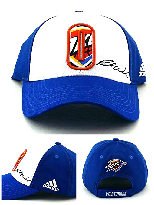 d94662ffc22 Image Unavailable. Image not available for. Color  adidas Oklahoma City  Thunder New Youth Kids Russell Westbrook 0 Blue ...
