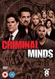Criminal Minds Season 8 [Reino Unido] [DVD]