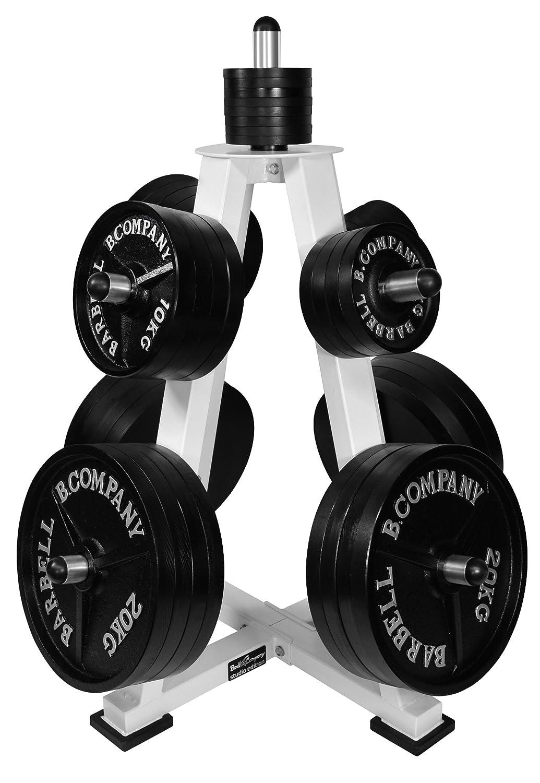 Profi Ablagesäule Hantel-Ablage 50/51mm - Maximale Gewichtsbelastung bis zu 700 Kg BCA-14