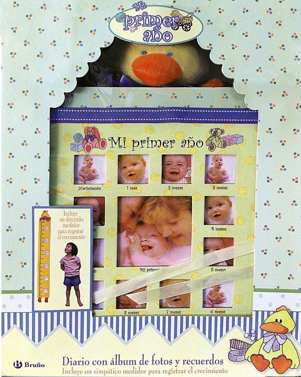Mi primer año Castellano - A Partir De 0 Años - Álbumes Del Bebé: Amazon.es: Covert Christine, Samantha Caballero del Moral: Libros