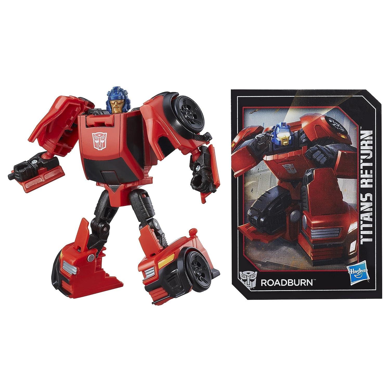 Transformers Generations Titans Return Roadburn Hasbro C1102