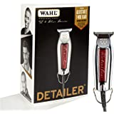 Wahl Professional 5-Star Detailer with Adjustable T Blade for Extremely Close Trimming and Clean and Crisp Lines for Professi