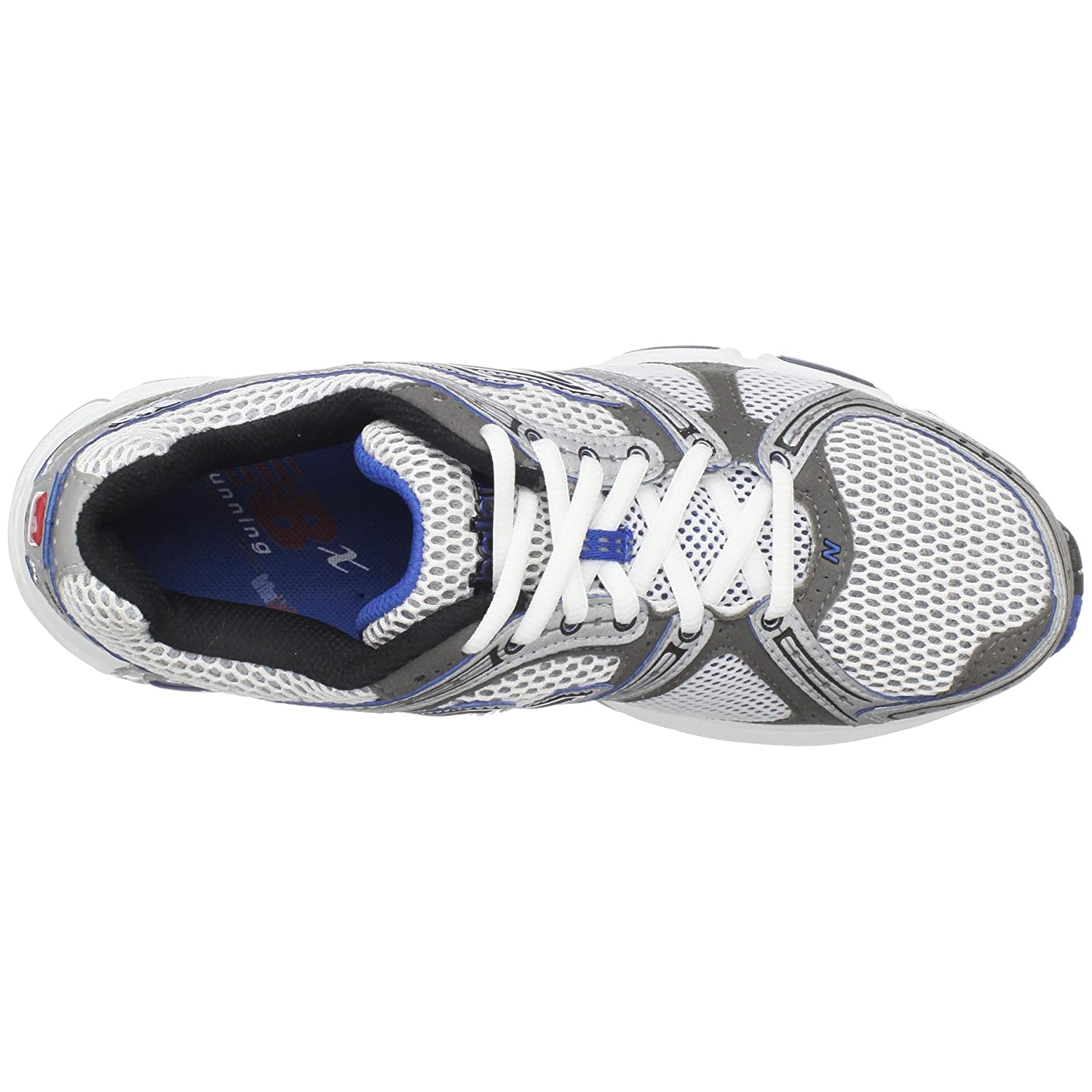 New Balance Zapatillas Running 940 Blanco/Plata/Azul EU 45.5 (US 11.5): Amazon.es: Zapatos y complementos