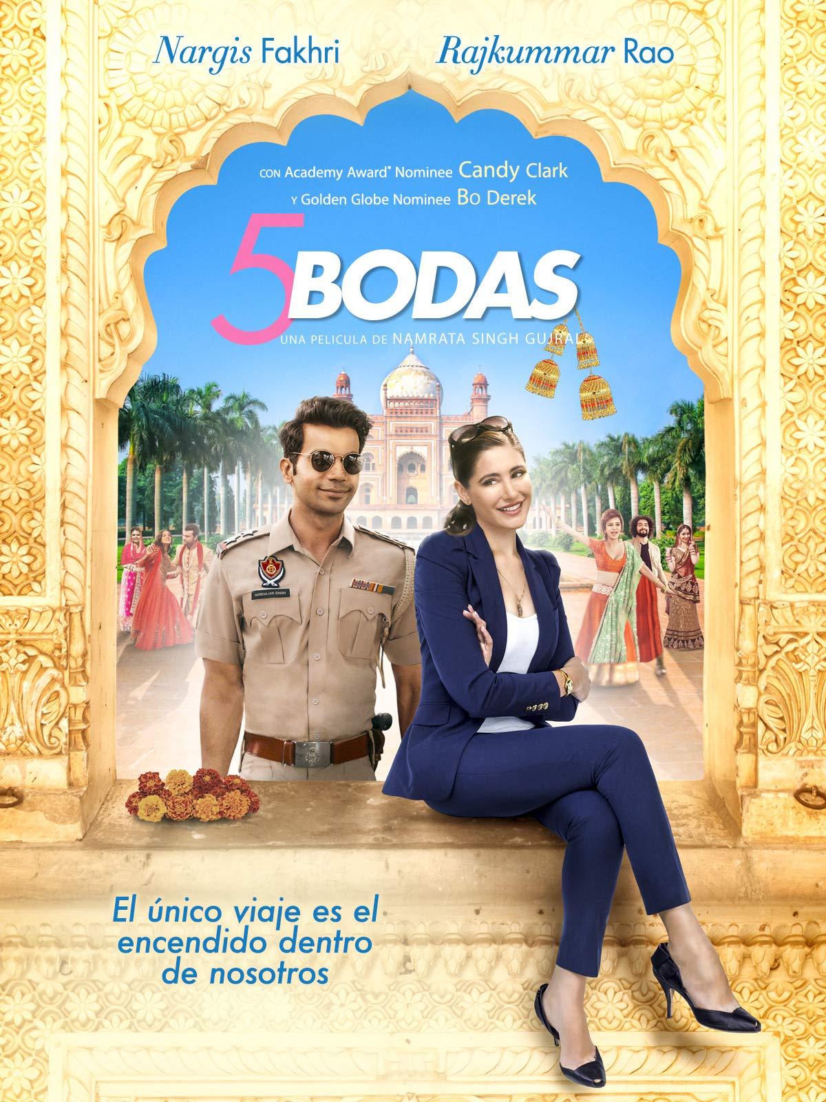5 Bodas (Spanish 5 Weddings)