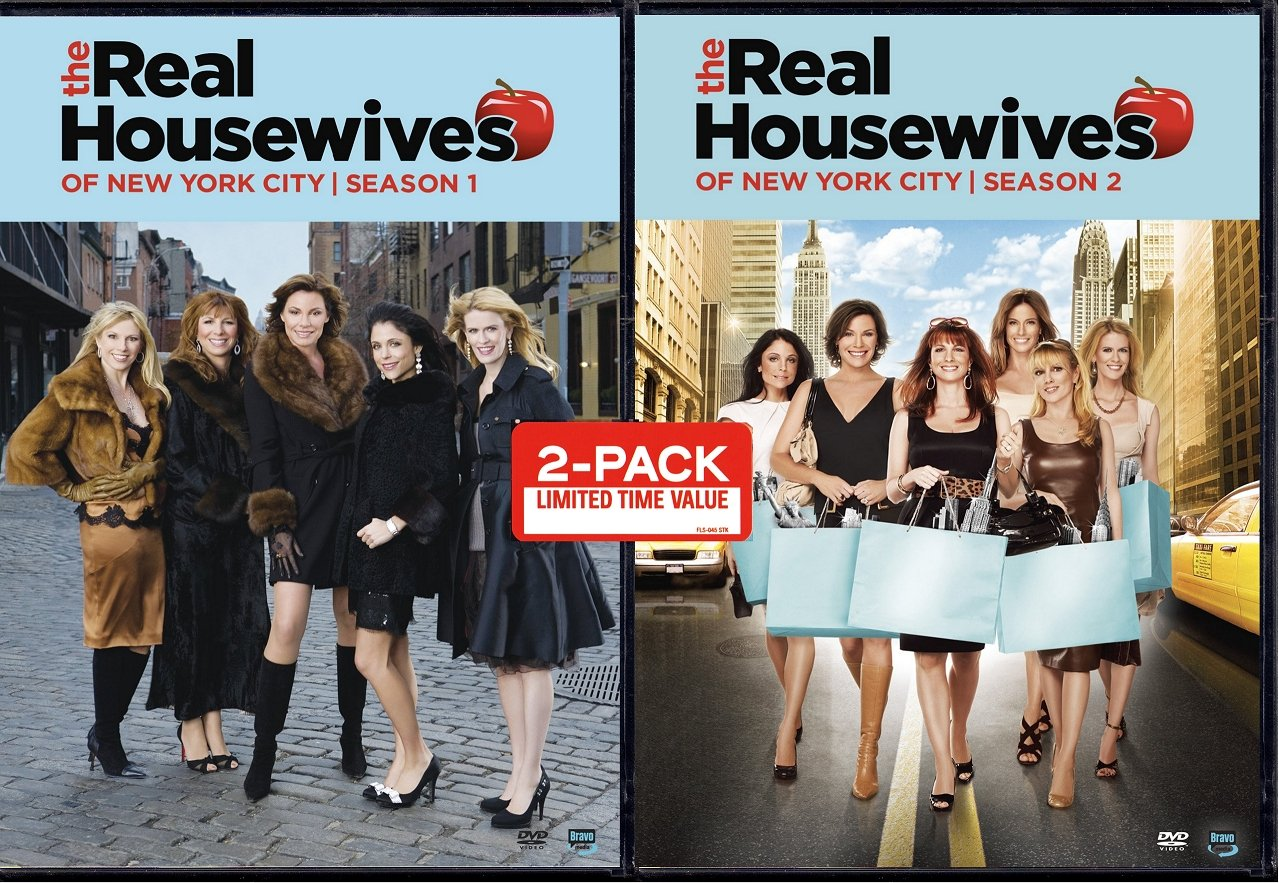 The Real Housewives of New York City: Seasons 1 and 2 by Bravo Media